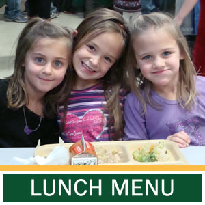 Zion Lutheran School | Lunch Menu