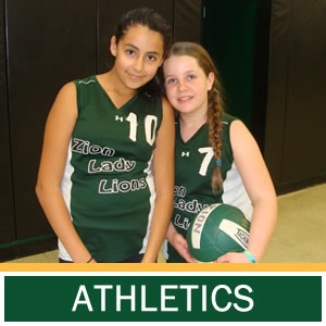Zion Lutheran School | Athletics
