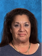 Annette Apodaca | Head Custodian